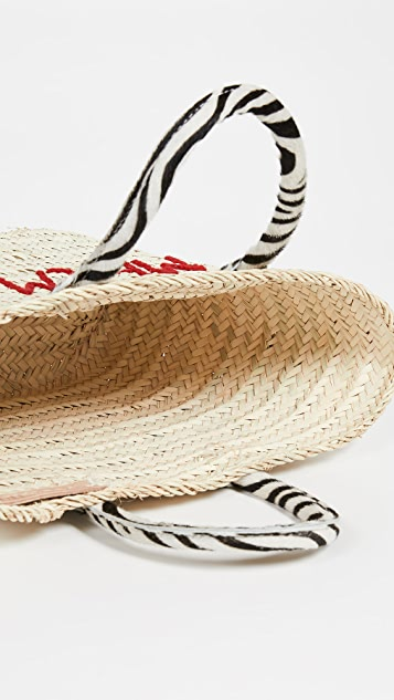 Poolside Bags Le Superette Wild Mermaid Bag