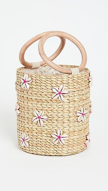 Poolside Bags Bobbi Shell Bag