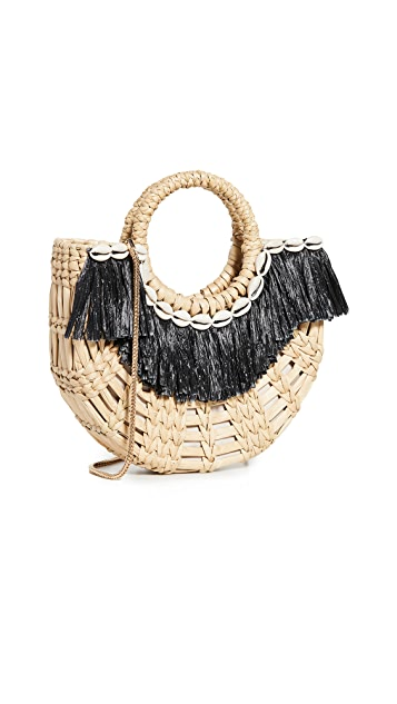 Poolside Bags The Holly Fringe Tote