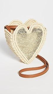 Poolside Bags The Heart Beat Faster Mini Bag