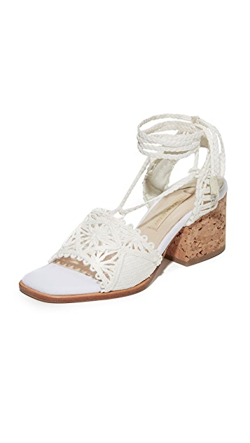 Paloma Barcelo Cely City Sandals