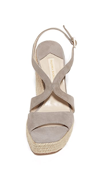 Paloma Barcelo Fedry Wedges