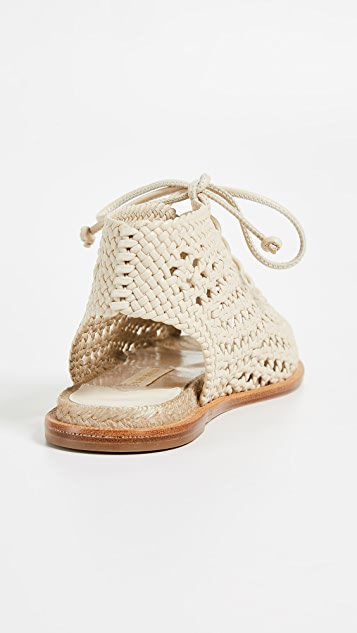 Paloma Barcelo Lonicera Cage Sandals
