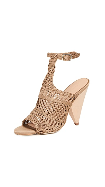 Paloma Barcelo Beatrice Sandals