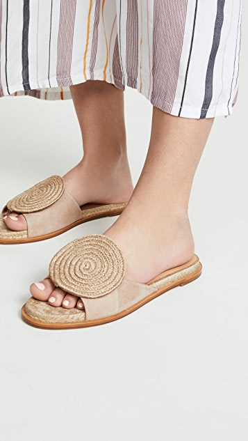 Paloma Barcelo Emilie Slide Sandals