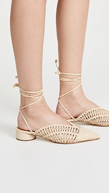 Paloma Barcelo Nelia 平底鞋