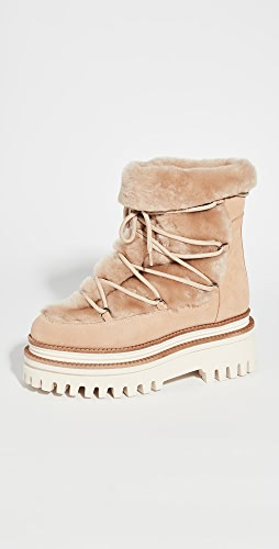 Paloma Barcelo - Nazare Shearling Boots