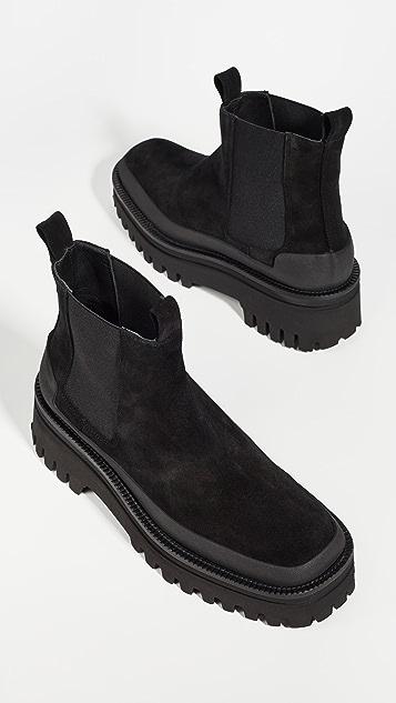 Paloma Barcelo Gaia Chelsea Boots