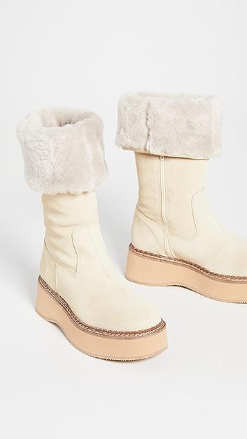 Paloma Barcelo Narel Boots