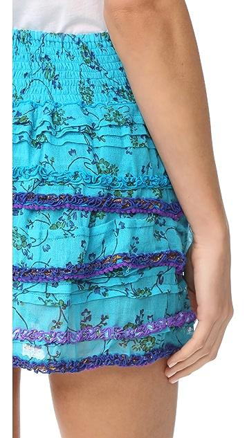 Poupette St Barth Bibi Miniskirt