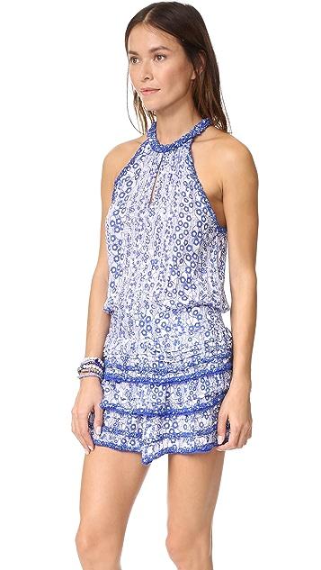 Poupette St Barth Eva Mini Dress