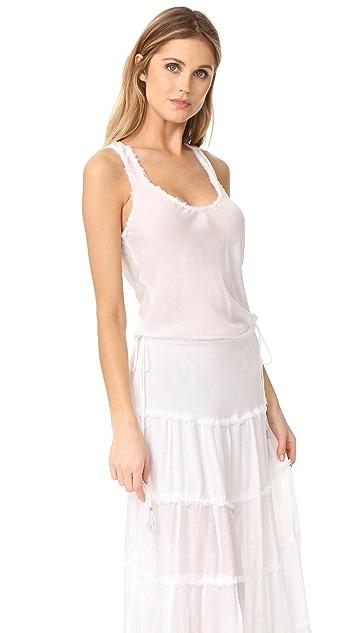 Poupette St Barth Ida Long Dress