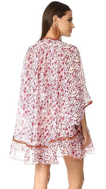 Poupette St Barth Bobo Poncho Dress
