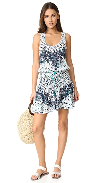 Poupette St Barth Kila Mini Dress