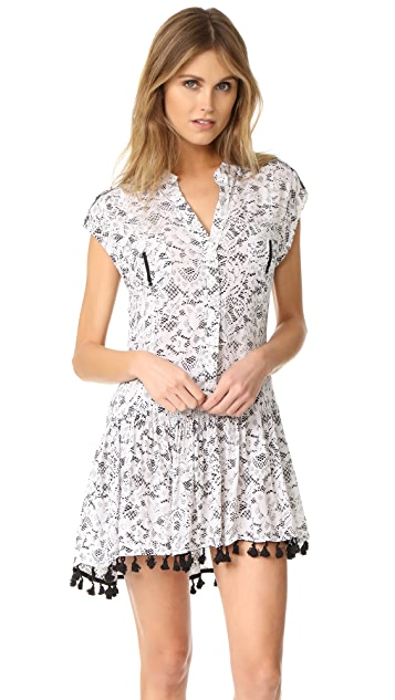 Poupette St Barth Heni Mini Dress