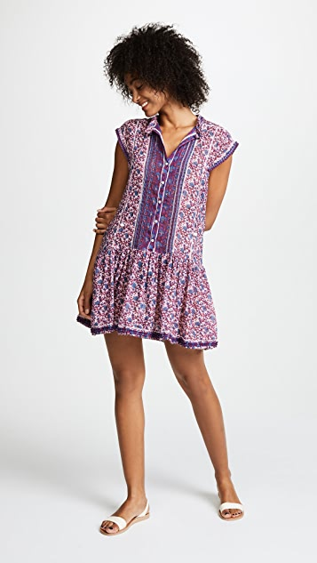 Poupette St Barth Honey Mini Dress