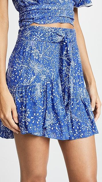 Poupette St Barth Nola Miniskirt