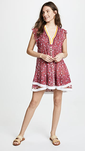 Poupette St Barth Pippa Mini Dress