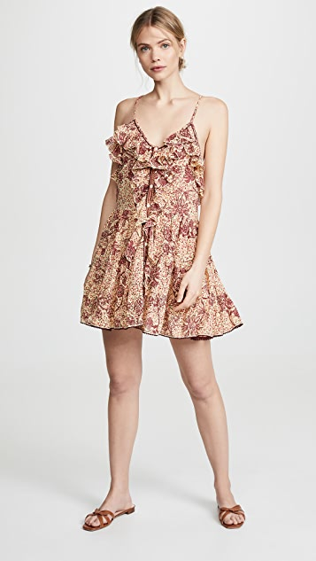 bb1292fef9 Poupette St Barth Tamara Ruffle Dress | SHOPBOP