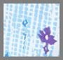 светло-голубой причудливый