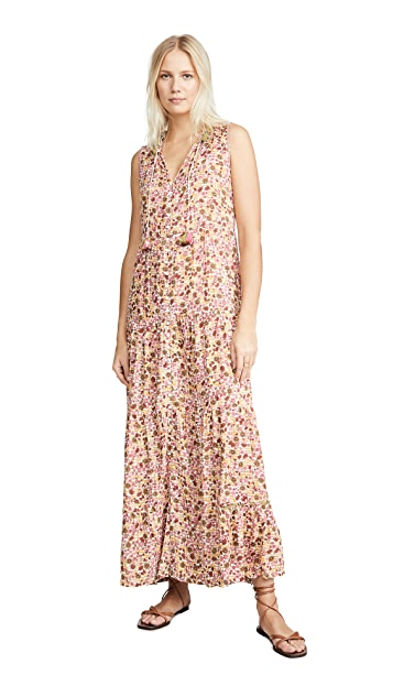 Poupette St Barth Clara Sleeveless Dress
