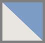 白蓝色腰果花
