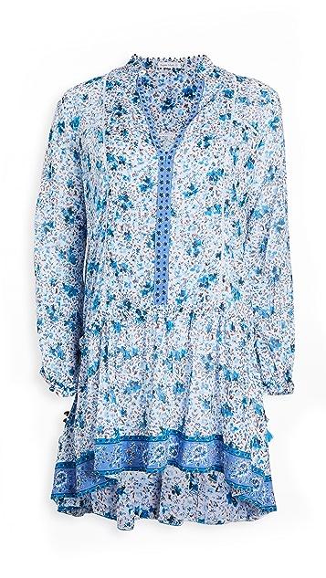 Poupette St Barth Sylvia Mini Dress