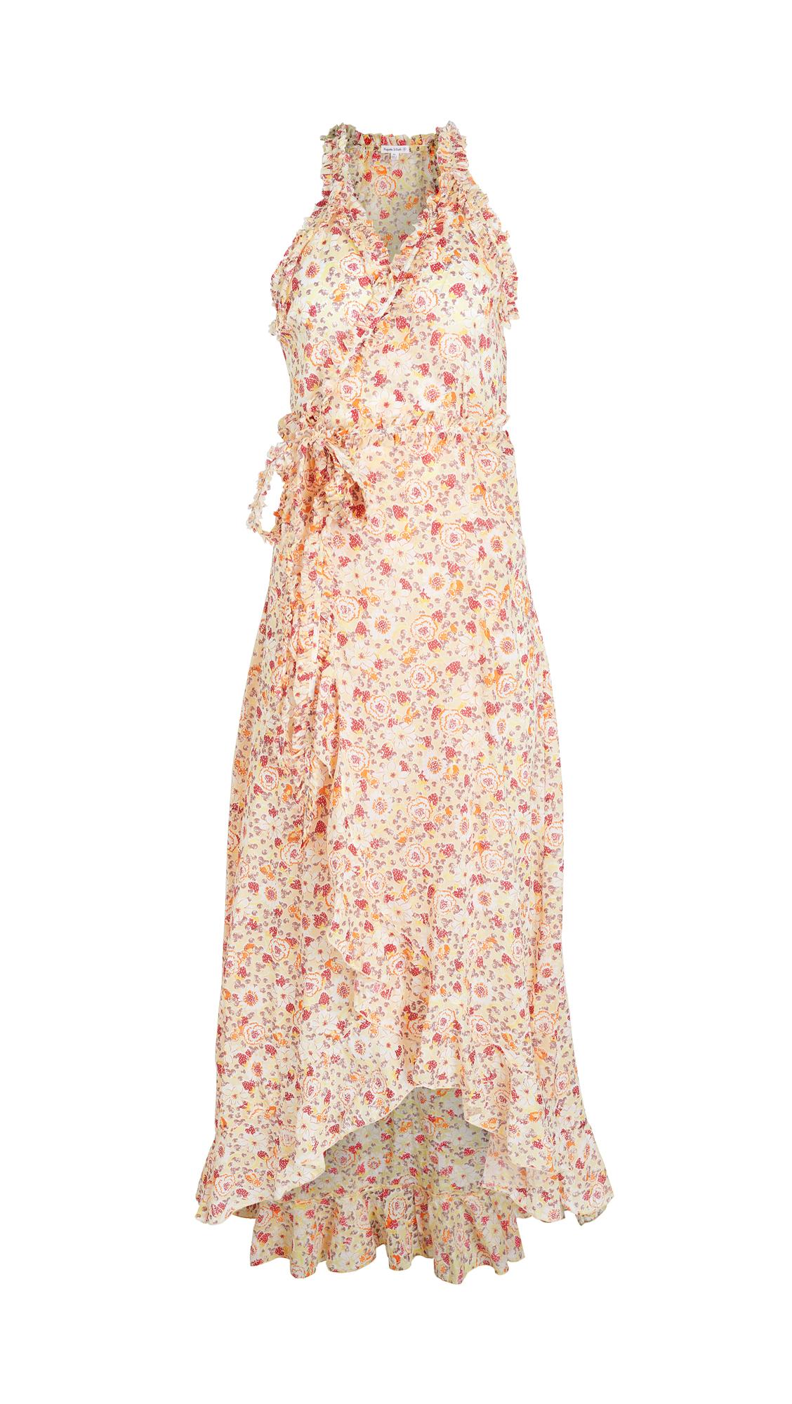 Poupette St Barth Tamara Sleeveless Dress