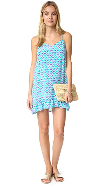 PALOMA BLUE Amalfi Dress
