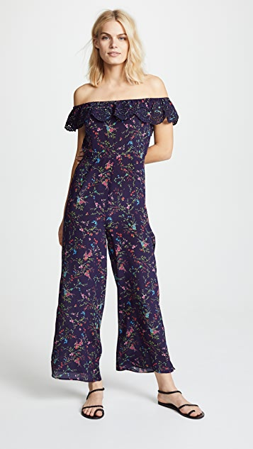 PALOMA BLUE Ravello Jumpsuit - Navy