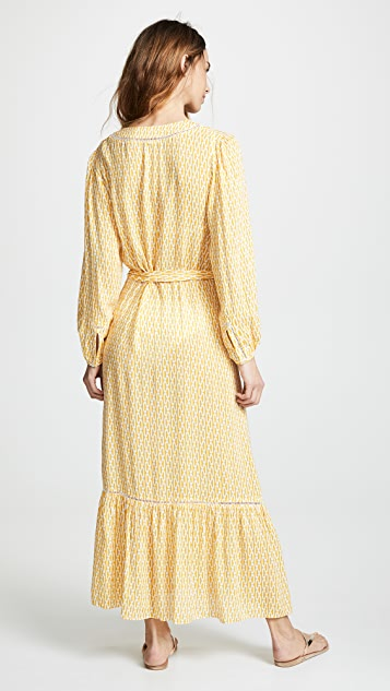 PALOMA BLUE Bowie Dress