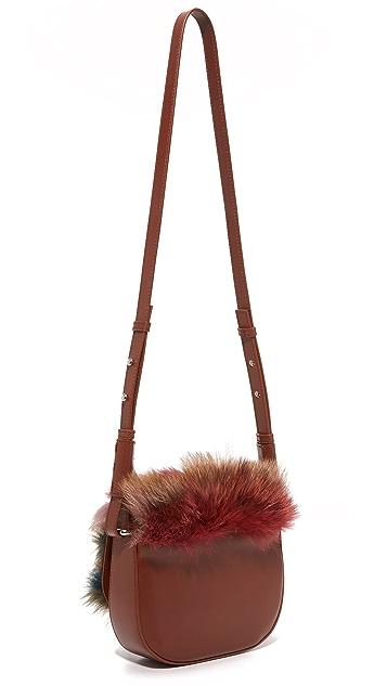 Paula Cademartori Petite Babeth Cross Body Bag