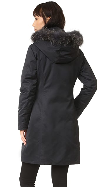 Post Card Cavalese Coat