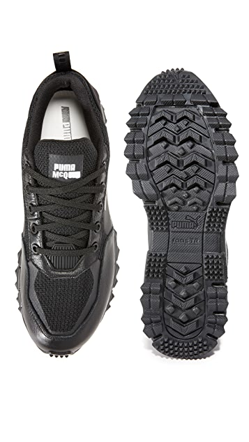 PUMA x McQ Collection McQ Cell Track Lo Sneakers