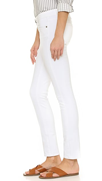 8b4cb706d ... PAIGE Skyline Ankle Skinny Jeans ...