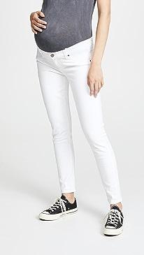 Skyline Ankle Peg Maternity Jeans