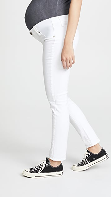low price sale new 100% high quality Skyline Ankle Peg Maternity Jeans