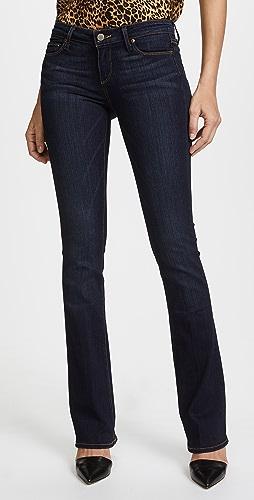 PAIGE - Transcend Manhattan Boot Cut Jeans