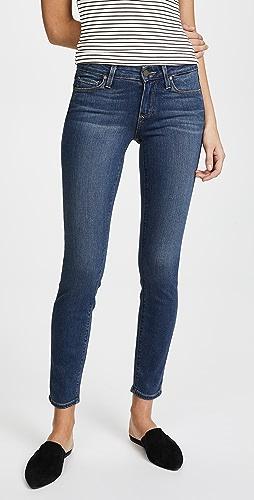 PAIGE - Transcend Verdugo Ultra Skinny Ankle Jeans