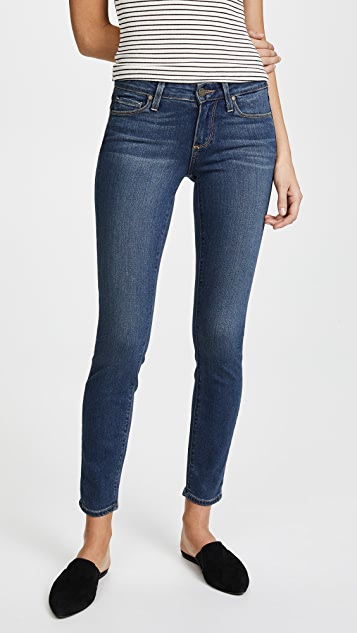 PAIGE Transcend Verdugo Ultra Skinny Ankle Jeans