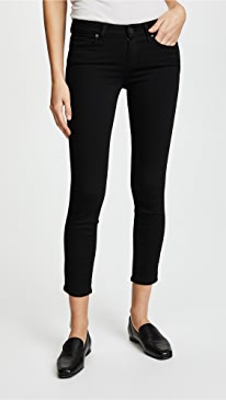 Transcend Verdugo Skinny Cropped Jeans