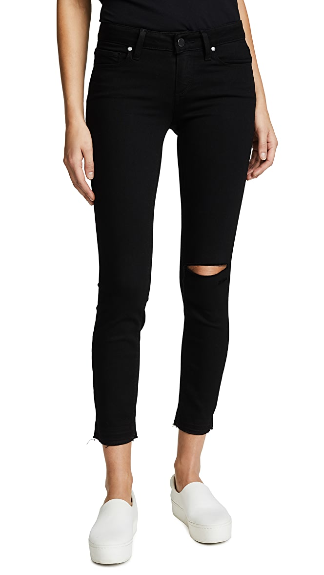 Paige Verdugo Crop Skinny Jeans Shopbop