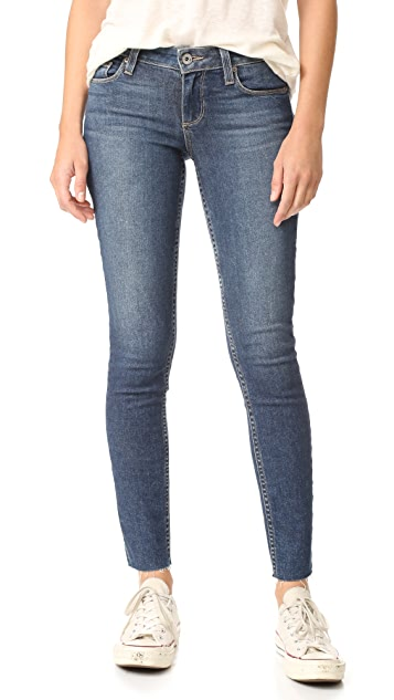 PAIGE Verdugo Skinny Ankle Jeans