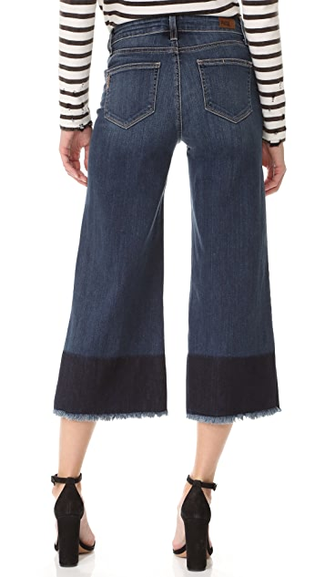 PAIGE Lori Jeans with Block Hem