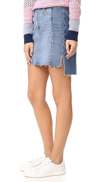 PAIGE Vintage Adrien Skirt