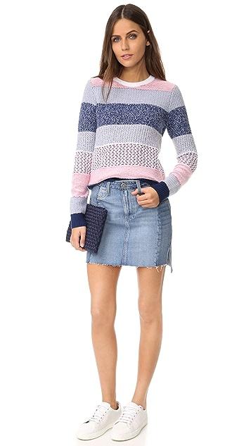 PAIGE Винтажная юбка Adrien