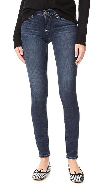 PAIGE Transcend Vedugo Ultra Skinny Jeans