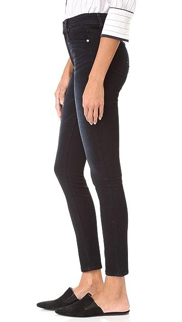 PAIGE Hoxton Ankle Jeans