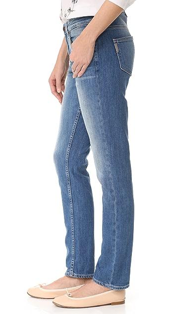 PAIGE Rosie HW x PAIGE Astrid Skinny Jeans