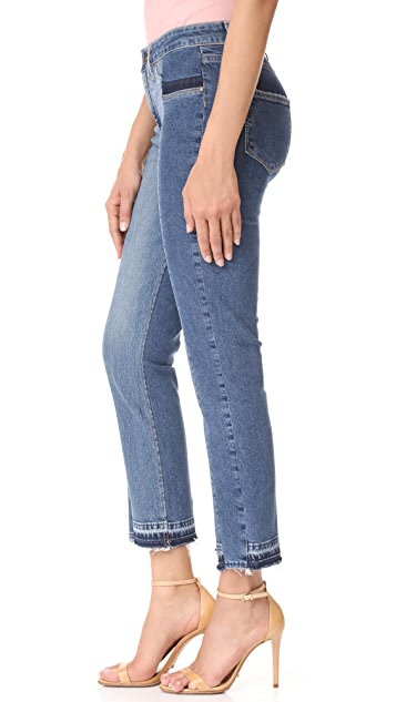 PAIGE Taylor Straight Jeans